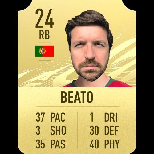 Profile picture for Tiago Beato