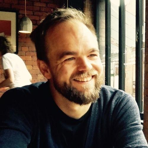 Profile picture for Mark Johnson