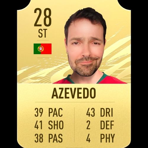 Profile picture for Afonso Azevedo