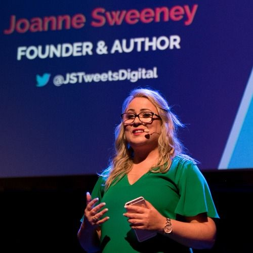 Profile picture for Joanne Sweeney